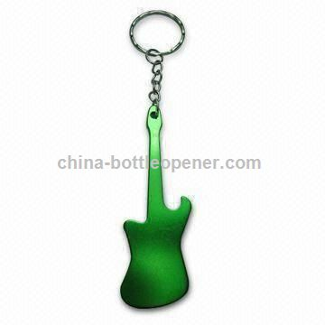 Promotional Bottle Opener Keychain