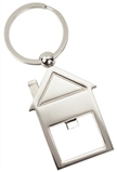 House Bottle Opener Keyring
