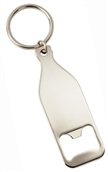 Metal Bottle Keyring