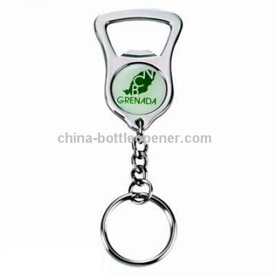 Printed Badge Bottle Openers