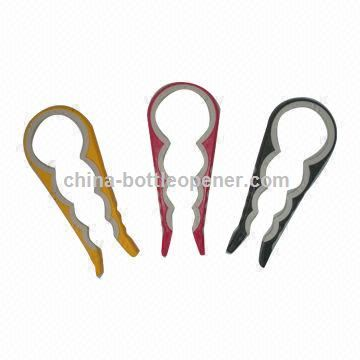 Multifunctional Bottle Opener Various Colors Available