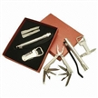 3pcs Multifunctional Tools Kit in Gift Box, Metal Flashlight, Multifunctional Pliers, Bottle Opener