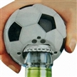 Musical football-shaped bottle opener, made of ABS